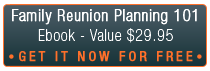 Family Reunion Planning Ebook