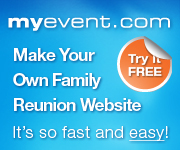 Family Reunion Website