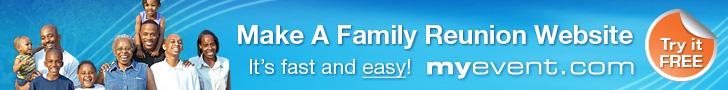 Family Reunion Website