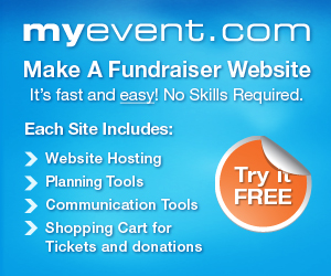 Fundraiser Website