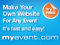 Any Event Website