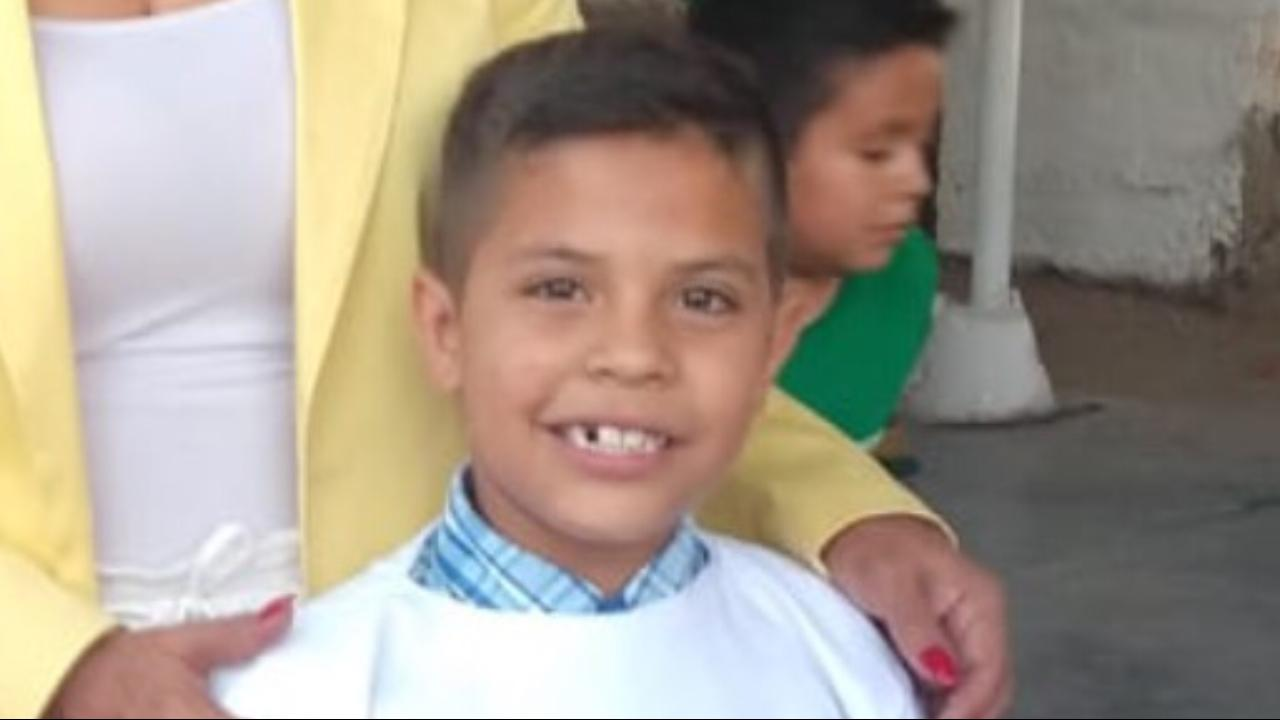 Help Diego hear - he needs a Cochlear implant