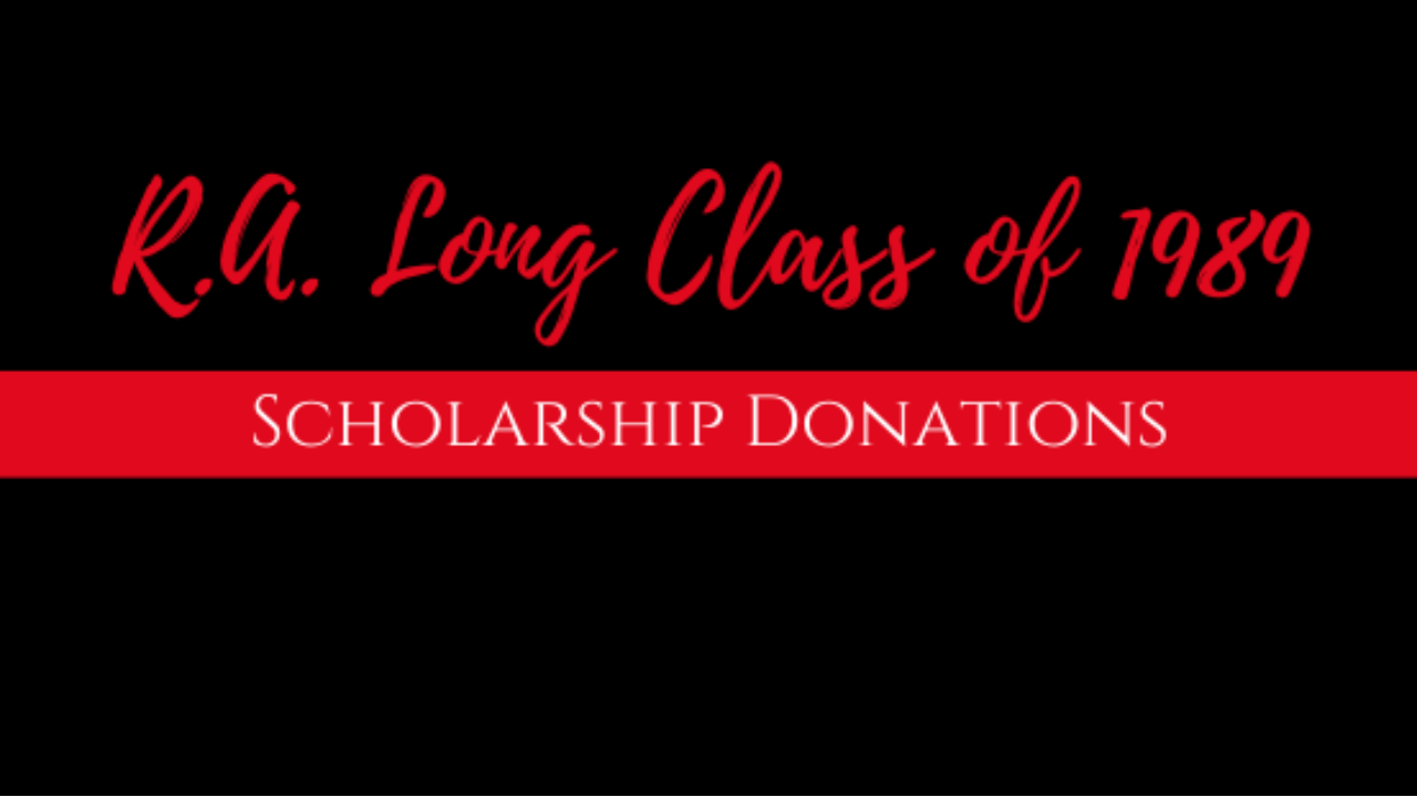 Class of 1989 Scholarship Donations