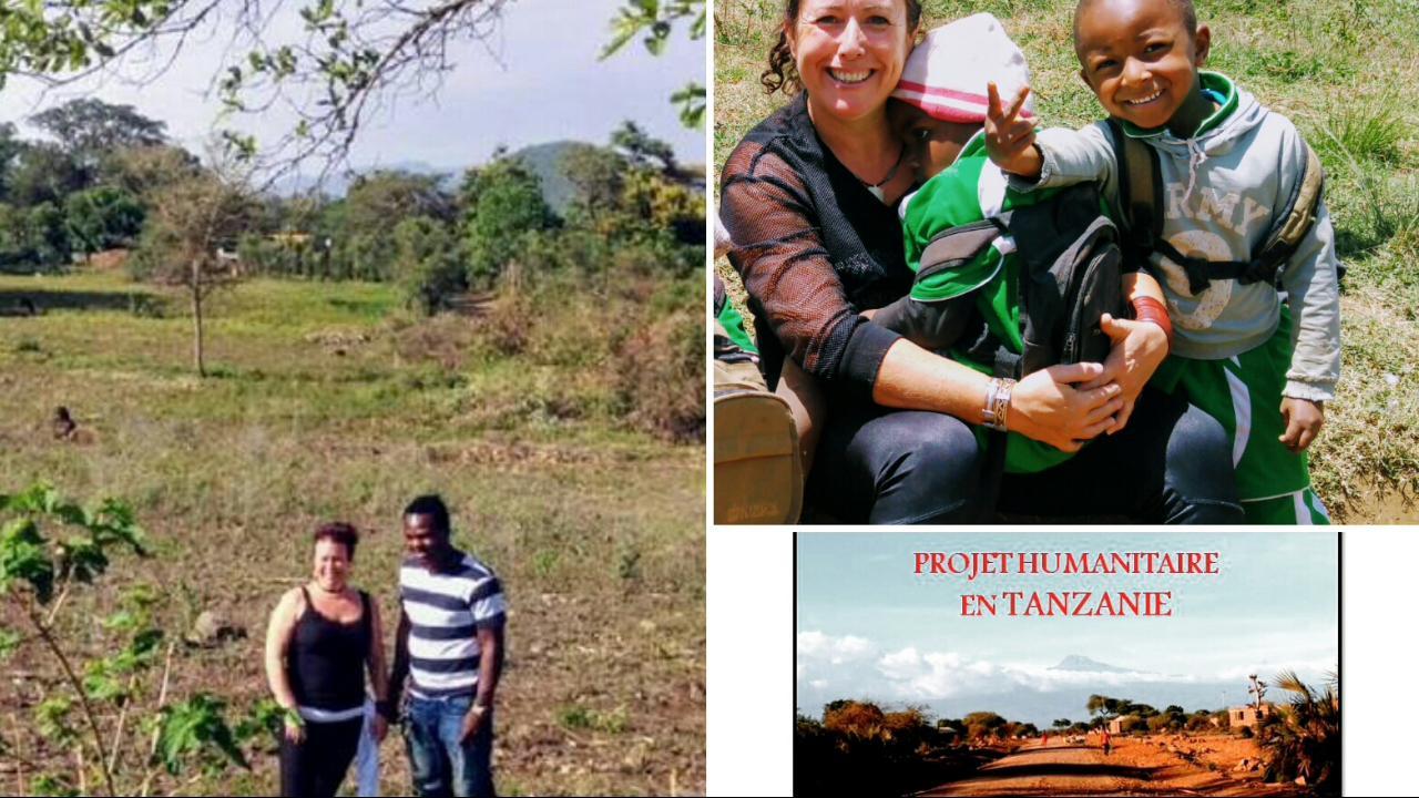Refuge communautaire Tanzanie