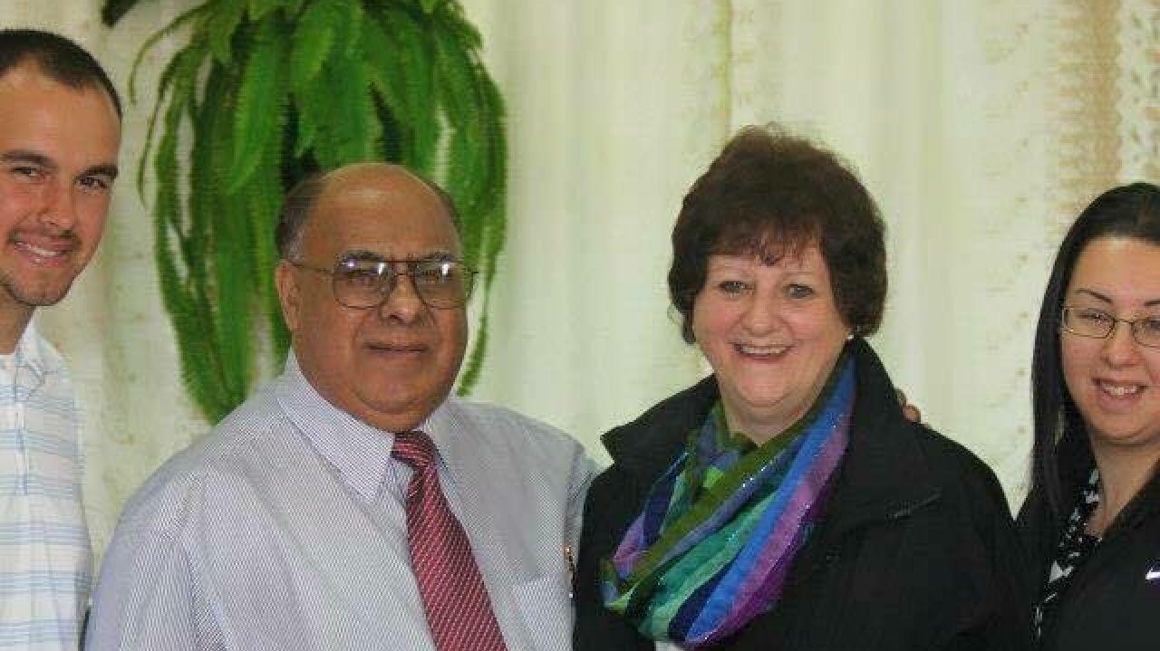 In Honor of John Robles OLA Church