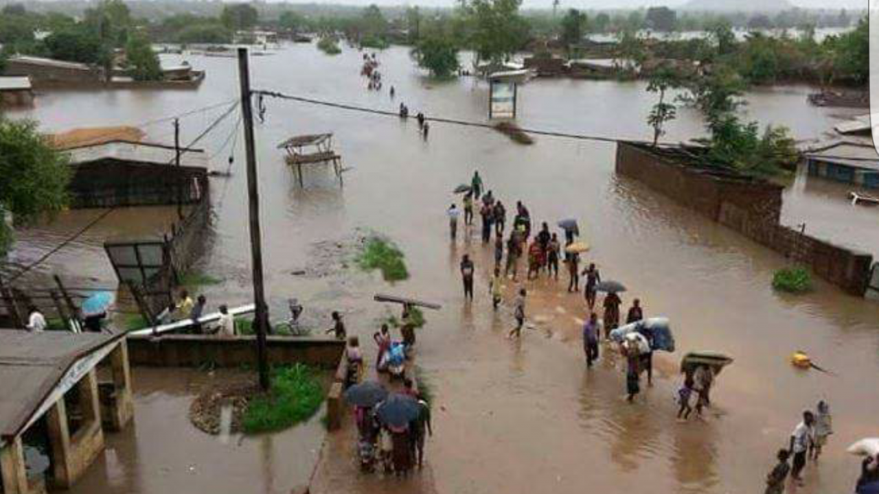 Help flood victims of Malawi