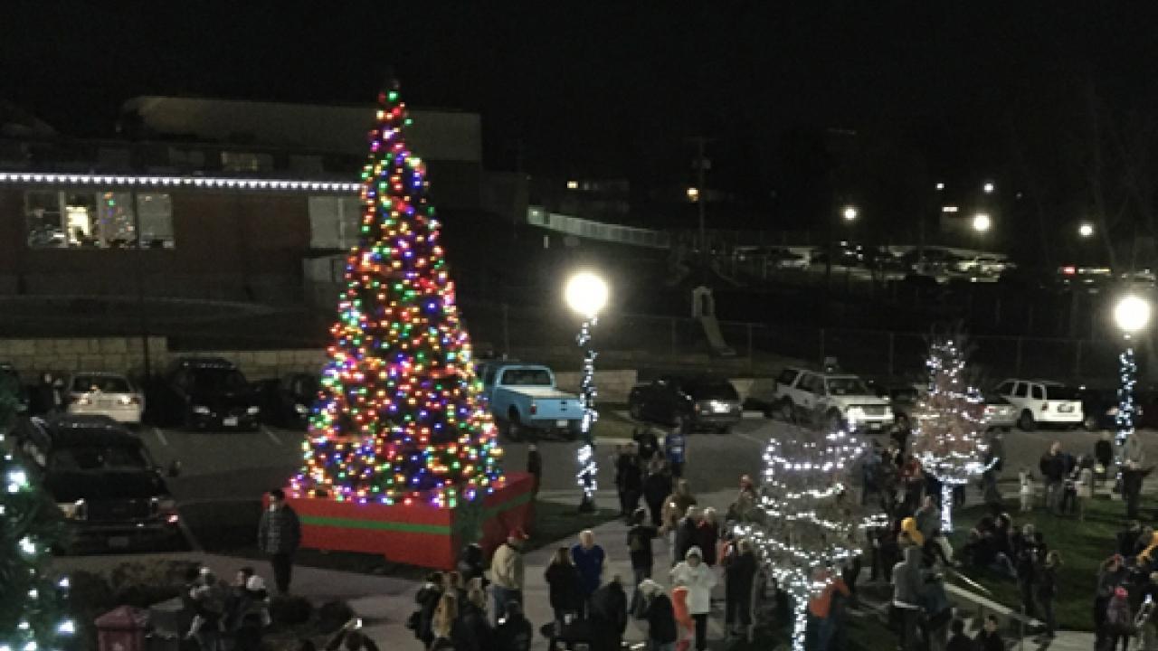 Gladstone Mayor's Christmas Tree Fund