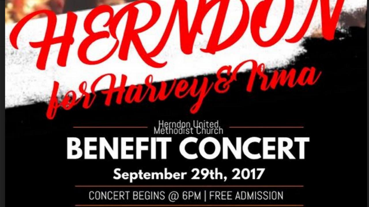 Herndon Benefit Concert