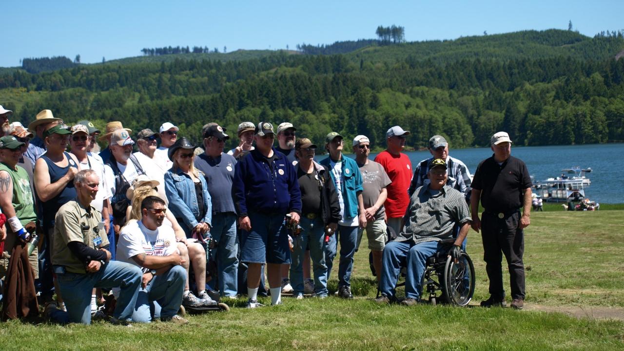 Take A Soldier/Veteran Fishing - Oregon