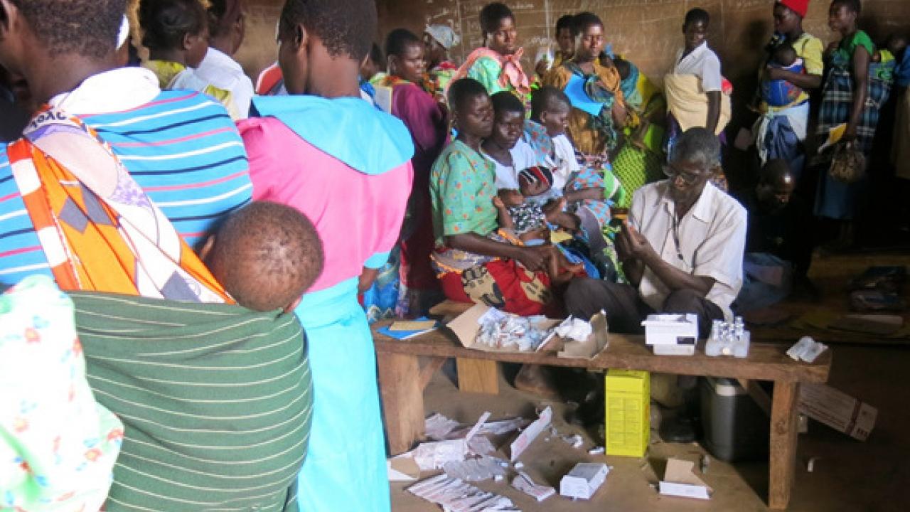 Medical Volunteer Work in Malawi, Africa