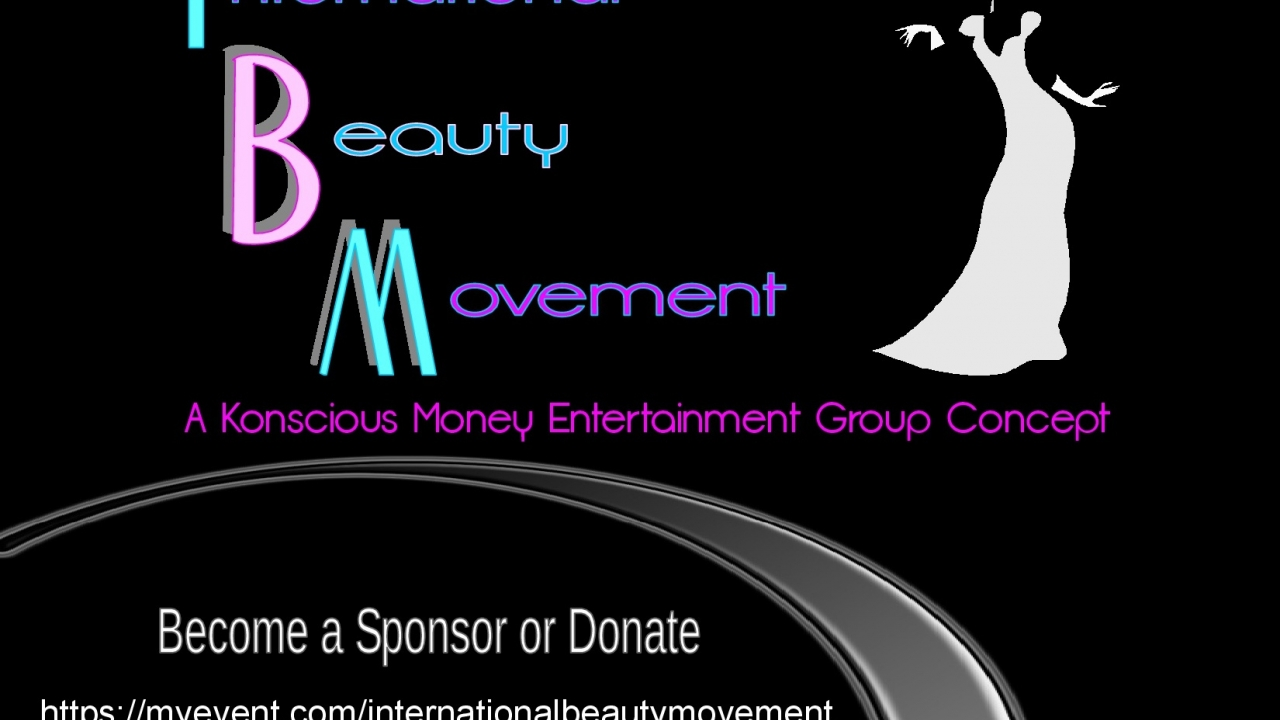 International Beauty Movement Event Sponsorship