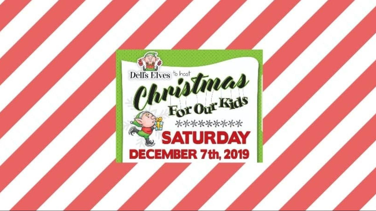 Christmas For Our Kids Fundraiser