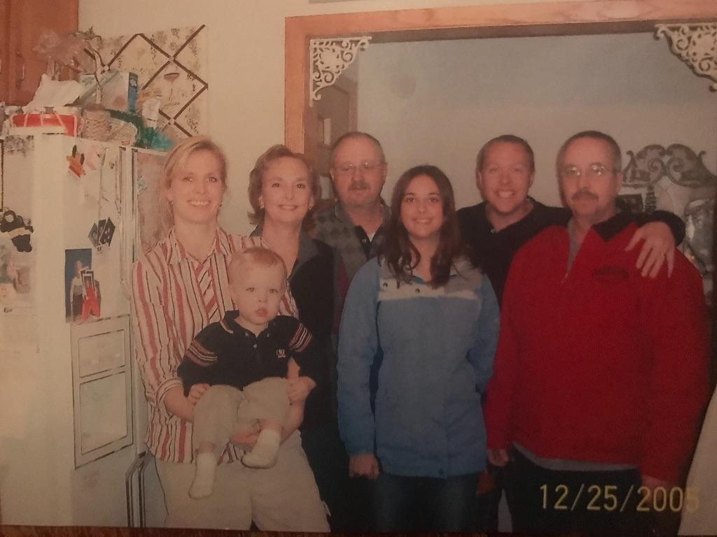 Family Photos and Uncle David