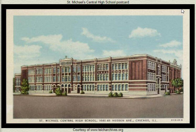 St. Mike's Postcard