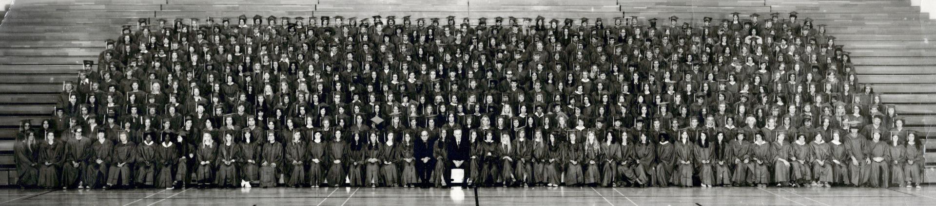 1972 Graduating Class
