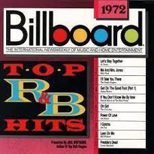 Top 10 Billboard Hits, R&B
