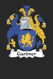 Gardner Family Crest